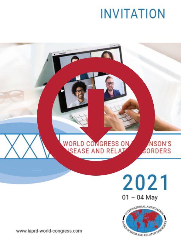 IAPRD 2022 Invitation